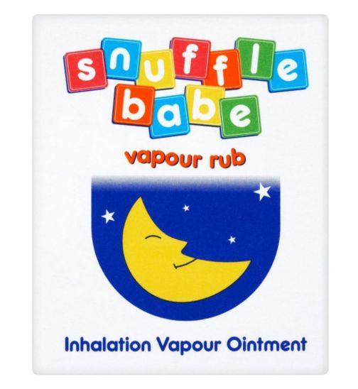 Snufflebabe Vapour Rub - 24g
