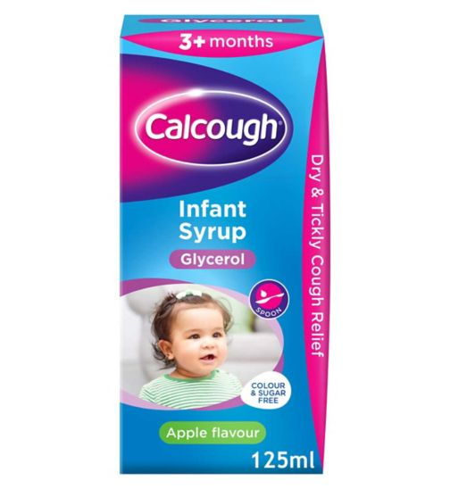 CalCough Infant Syrup - 125ml