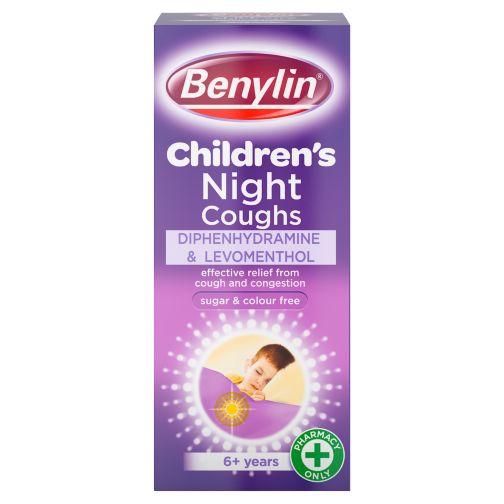 Benylin Children's Night Coughs 125ml