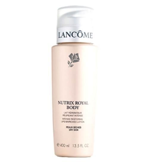 Lancome Nutrix Royal Body 400ml - For Dry Skin