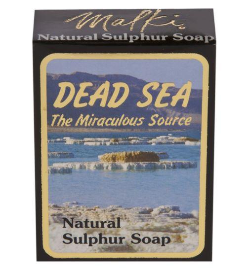 Dead Sea Sulphur Soap