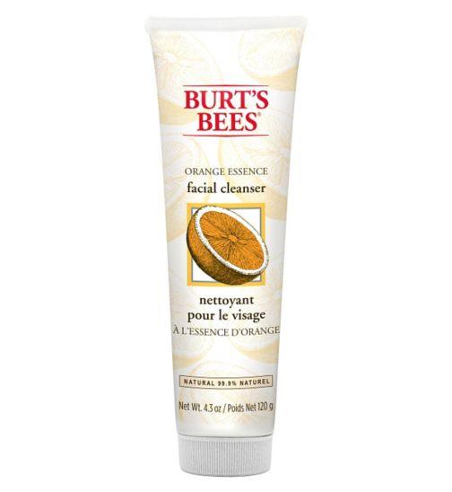 Burt's Bees Orange Essence Facial Cleanser 120g