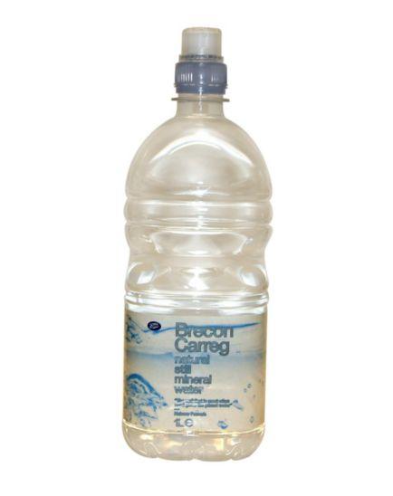 Brecon Carreg natural Still Mineral Water - 1 litre