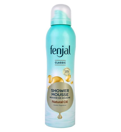 Fenjal Classic Luxury Shower Mousse 200ml
