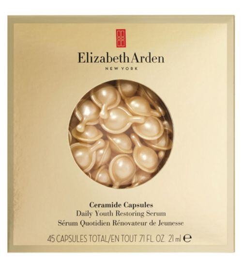 Elizabeth Arden Ceramide Daily Youth Restoring Serum Capsules Refill