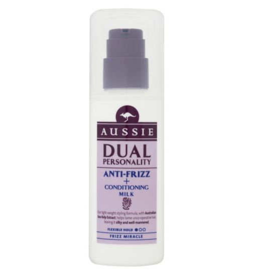 Aussie Dual Personality Styling Anti-Frizz & Conditioning Milk 150ml