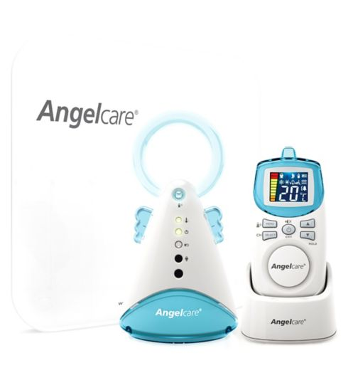 Angelcare AC401 Sound & Movement Baby Monitor
