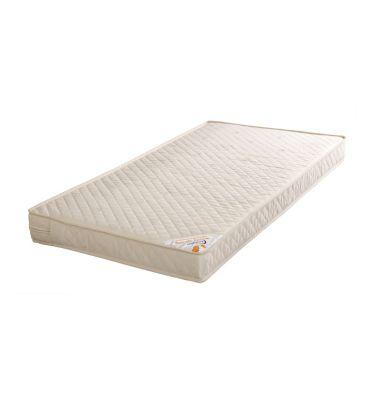 mattress 120x60. rochingham stars \u0026 moon kumfy sprung core baby cot mattress - 120 x 60 10cm 120x60