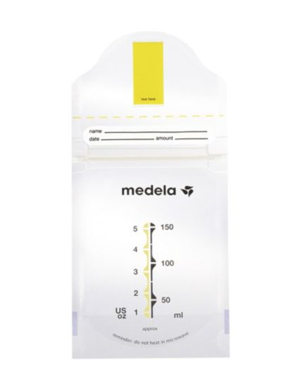 Medela Pump & Save Breast Milk Bags