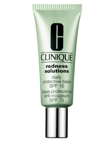 Clinique Redness Solutions Daily Protective Base SPF 15 for all Skin Types with Redness 40ml
