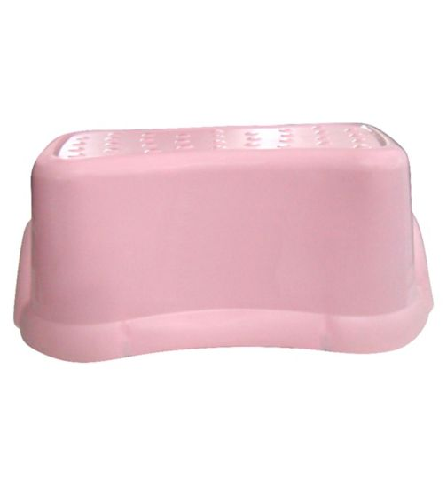 Boots Essential Step Up Stool - Pink