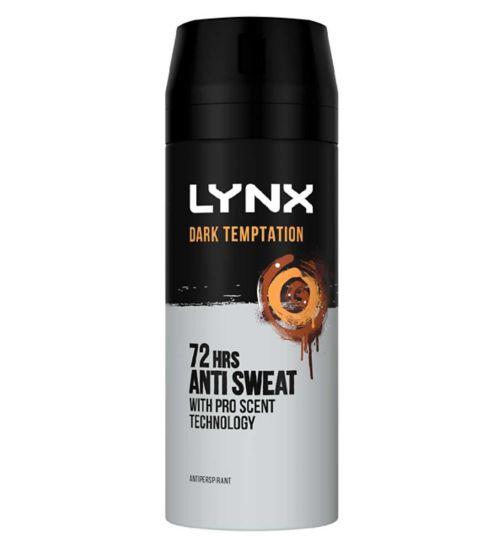 Lynx Dark Temptation Anti-perspirant Deodorant Aerosol 150ml