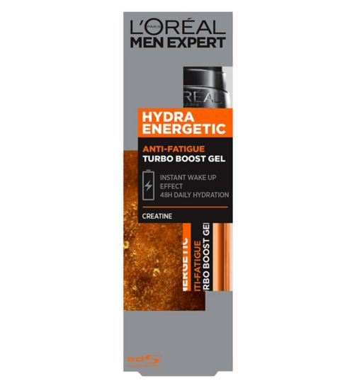 L'Oreal Men Expert Hydra Energetic X-Treme Turbo Booster Moisturiser 50ml