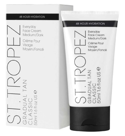 St.Tropez Everyday Gradual Tan Face Medium/Dark 50ml
