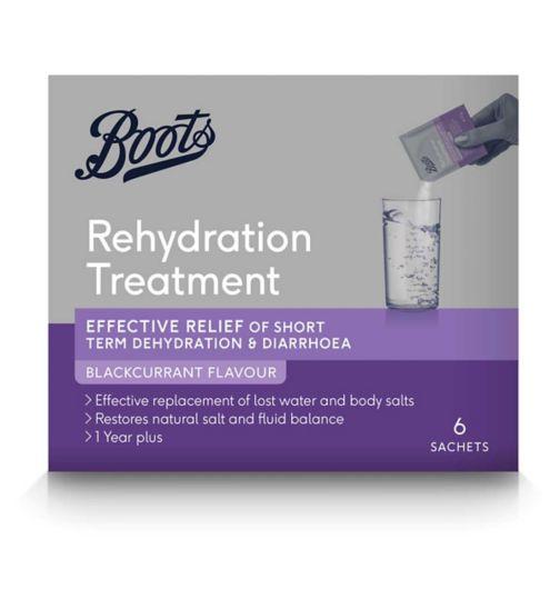 Boots  Rehydration Treatment - 6 Sachets
