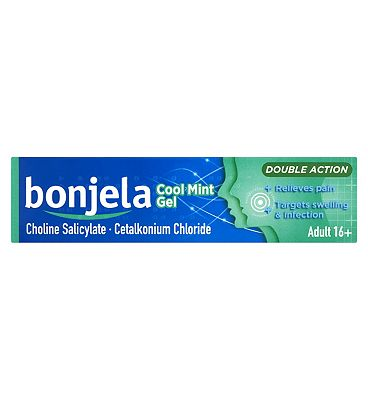 Bonjela Cool Mint Gel 15g