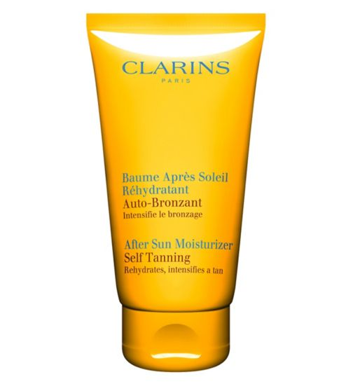Clarins After Sun Moisturizer Self Tanning