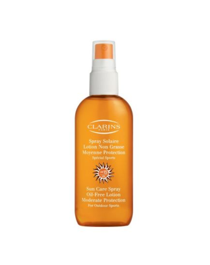 Clarins Spray Oil-Free Lotion UVB 15 - 150ml