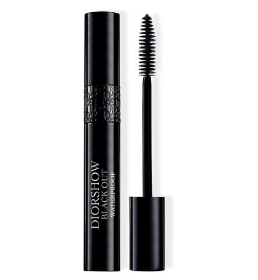 Diorshow Black Out Waterproof Spectacular Volume Intense Black Khol Mascara