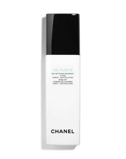 CHANEL GEL PURETÉ Rinse-Off Foaming Gel Cleanser Purity + Anti-Pollution 150ml