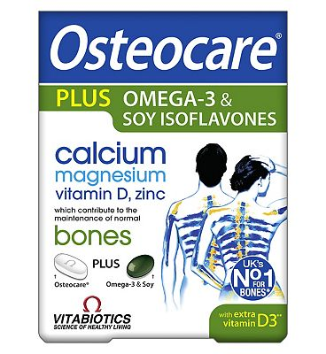 Vitabiotics Osteocare Plus