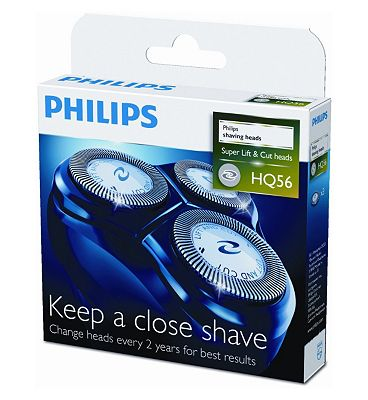 Philips H5650 Replacement Cutting Heads for Super Reflex Shavers