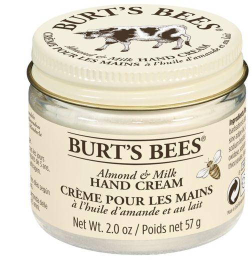 <p>Burt's Bees Almond & Milk Hand Cream, 57g