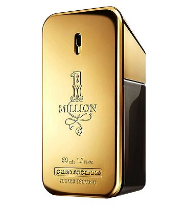 1 Million 50ml Paco Rabanne Eau de Toilette