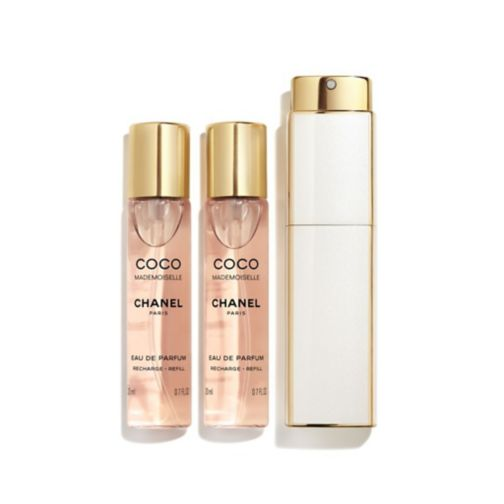 bf37672e6 CHANEL COCO MADEMOISELLE Eau de Parfum Twist and Spray 3x20ml
