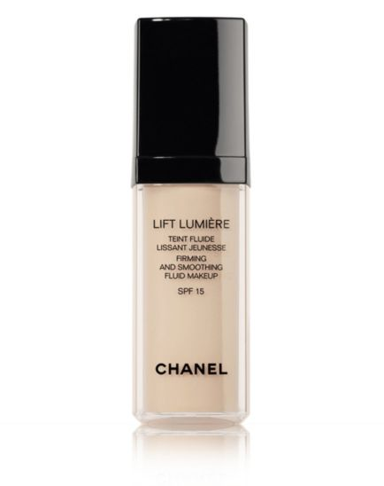 CHANEL LIFT LUMIÈRE Firming and Smoothing Fluid Makeup SPF 15