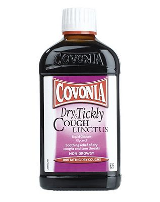 Covonia Dry & Tickly Cough Linctus - 300ml