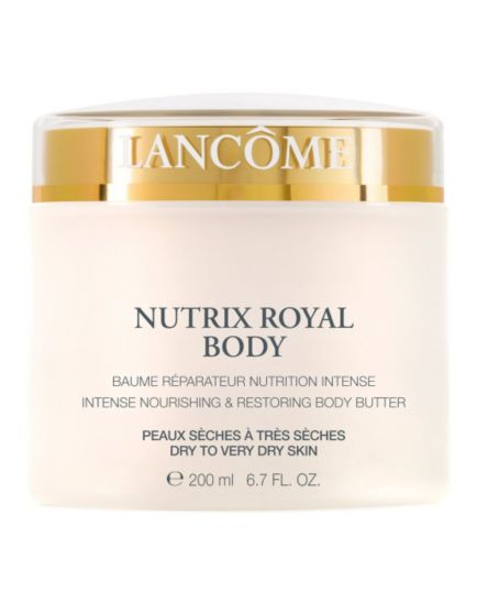 Lancome Nutrix Royal Intense Nourishing & Restoring Body Butter 200ml.