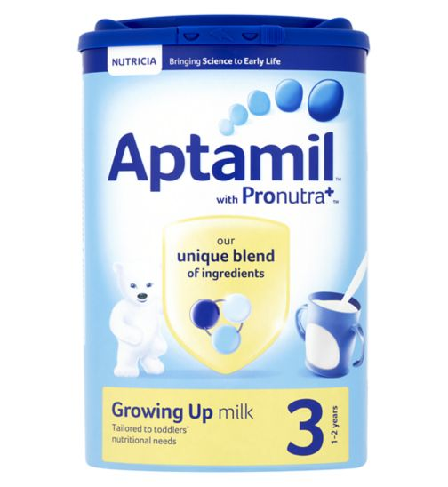 Aptamil 3 Growing Up Milk Powder 900g