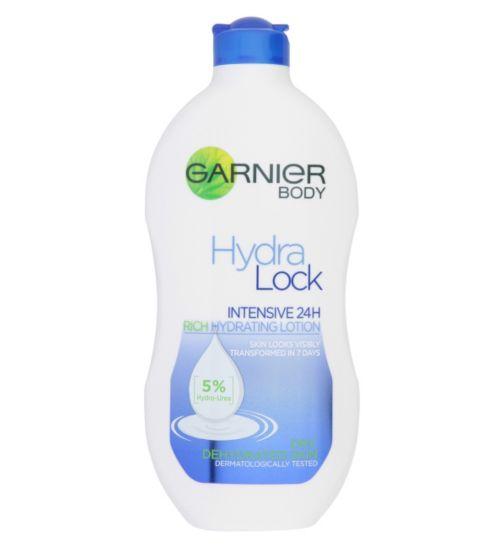 Garnier HydraLock Body Milk 400ml