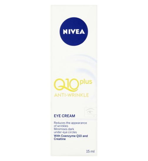 Nivea Daily Essentials Q10 Plus Anti-Wrinkle Eye Cream 15ml