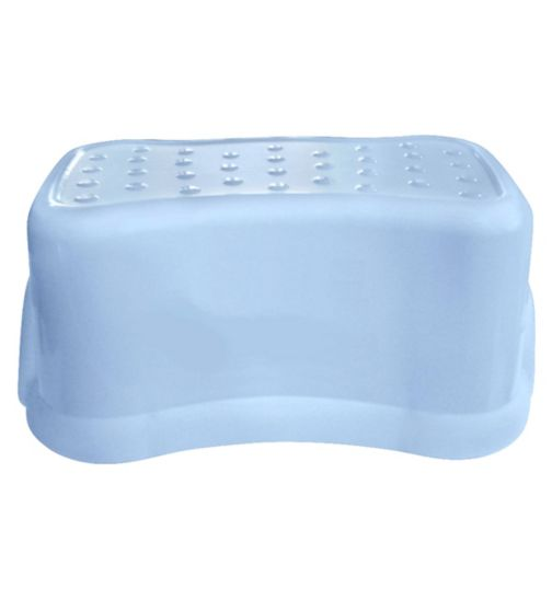 Boots Essential Step Up Stool - Blue