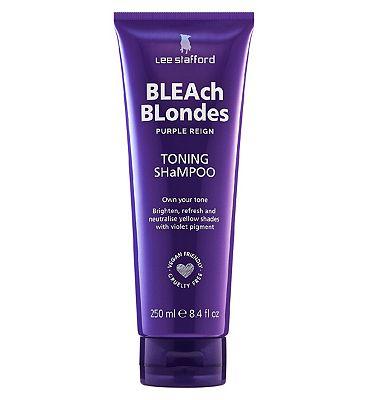Lee Stafford Bleach Blonde Shampoo 250ml
