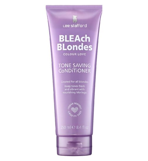 Lee Stafford Bleach Blonde Conditioner 250ml