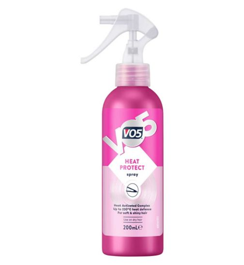VO5 Heat Protect Spray 200ml