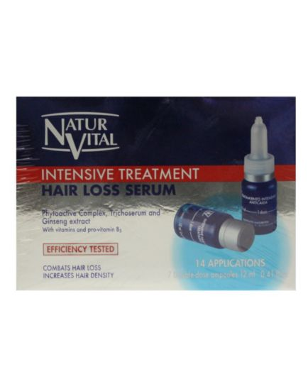 Natur Vital Intensive Treatment Hair Loss Serum 12ml
