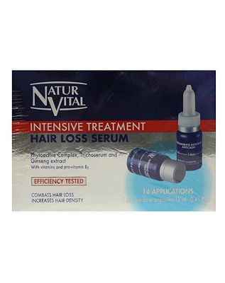 Natur Vital Intensive Treatment Hair Loss Serum 12ml