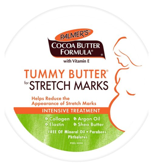 Palmer's Cocoa Butter Formula Tummy Butter For Stretch Marks - 1 x 125g