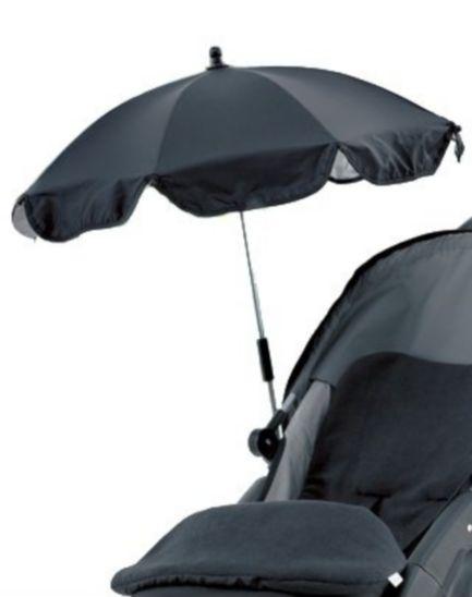 Boots Essentials Pushchair Parasol - Black
