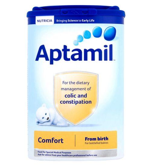 Aptamil Comfort from Birth 900g