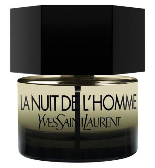 ae36e8a32e8 Yves Saint Laurent La Nuit de L Homme Eau de Toilette 40ml