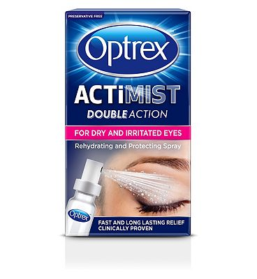 Optrex Actimist Eye Spray - 10ml