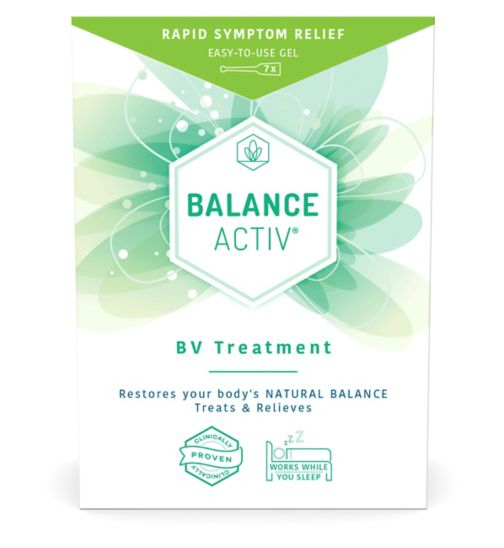 Balance Activ Vaginal Gel - 7 single use tubes