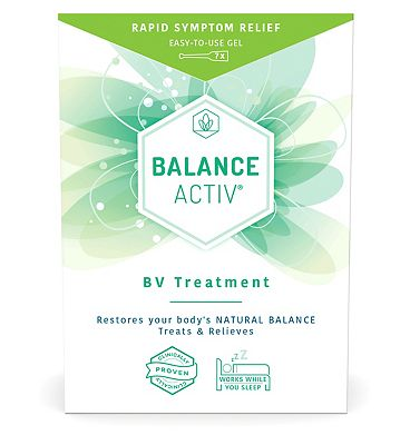 Balance Activ vaginal gel - 7 single use tubes