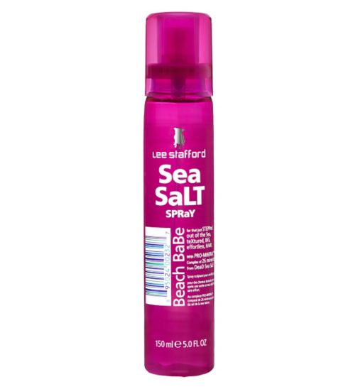 Lee Stafford Beach Babe Sea Salt Spray 150ml