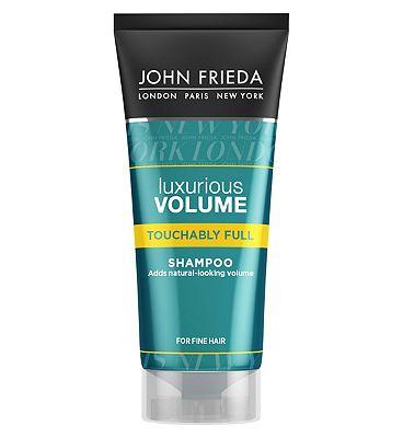 John Frieda Luxurious Volume MiniThickening Shampoo 50ml